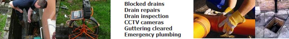 Cardiff drain header