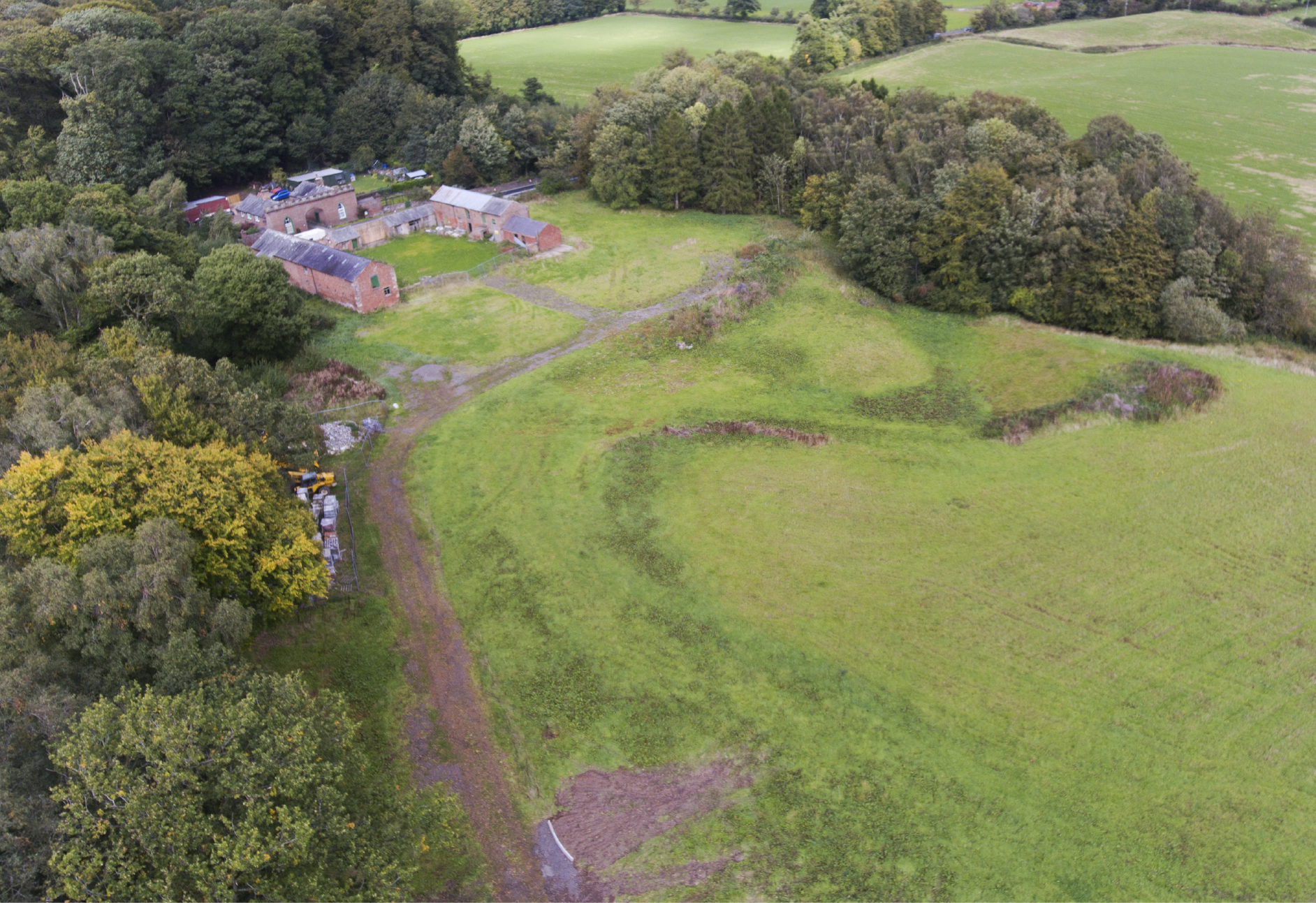Home | Greenholme Steading | Development Site | Carlisle, Cumbria