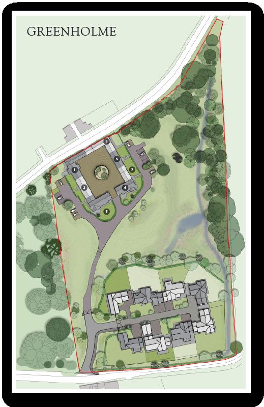 Home | Greenholme Steading | Development Site | Carlisle, Cumbria